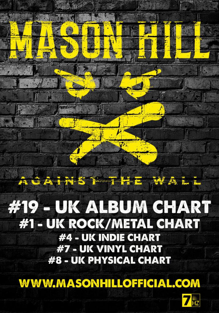 Mason Hill UK Chart Poster